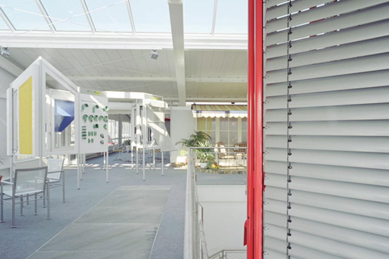 Sonnenschutz Ausstellung Markisen Zanker
