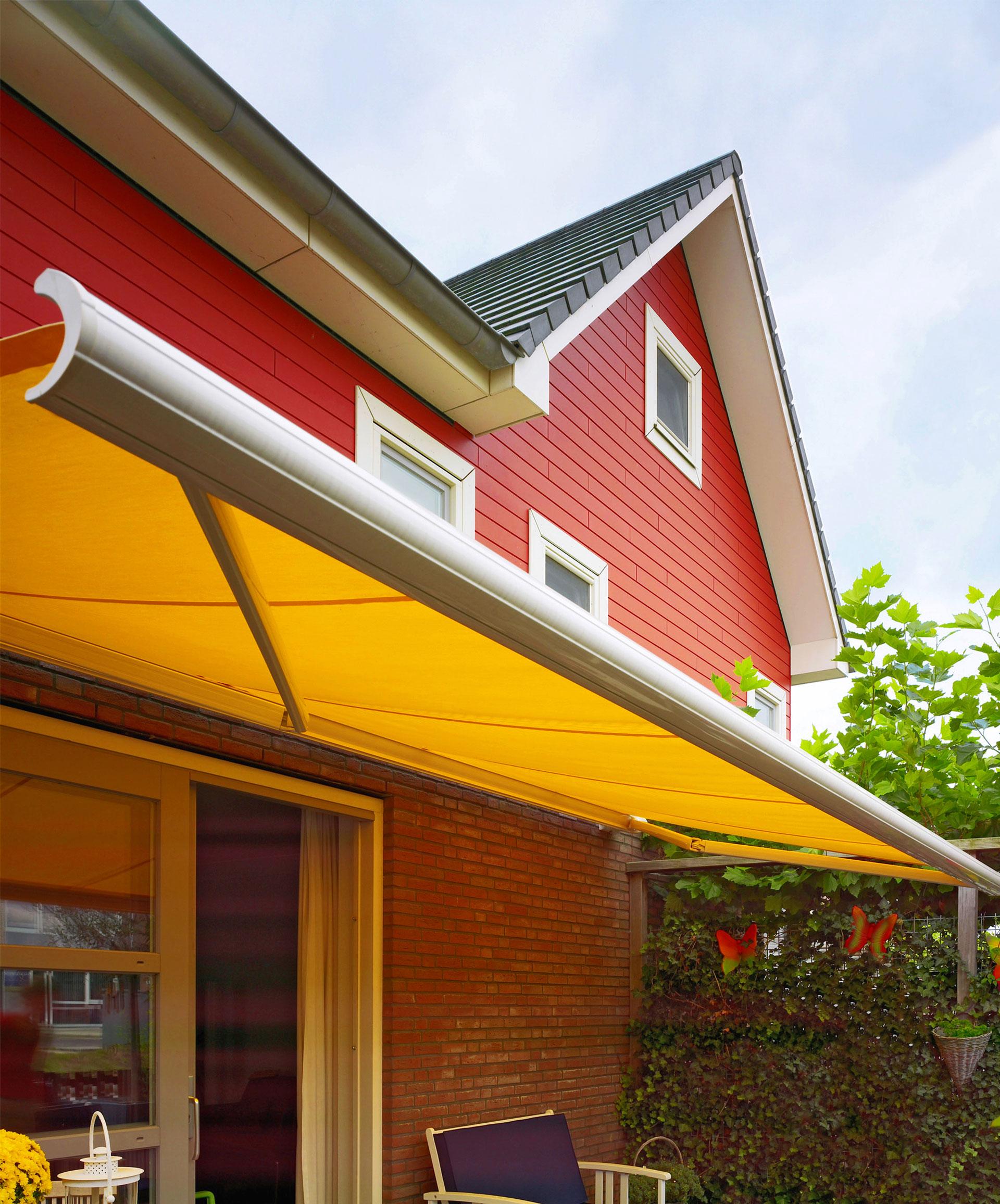 zanker mariposa 02 - Sonnenschutz für Balkon und Terrasse