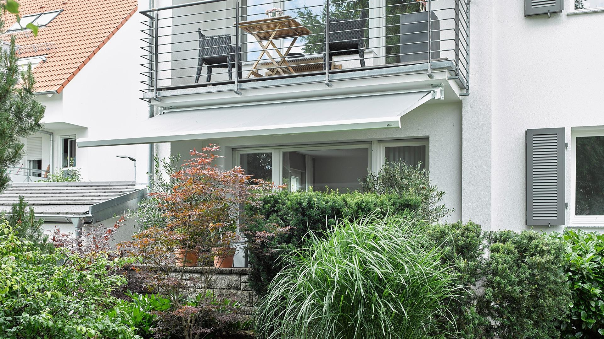 zanker papilio 03 - Sonnenschutz für Balkon und Terrasse