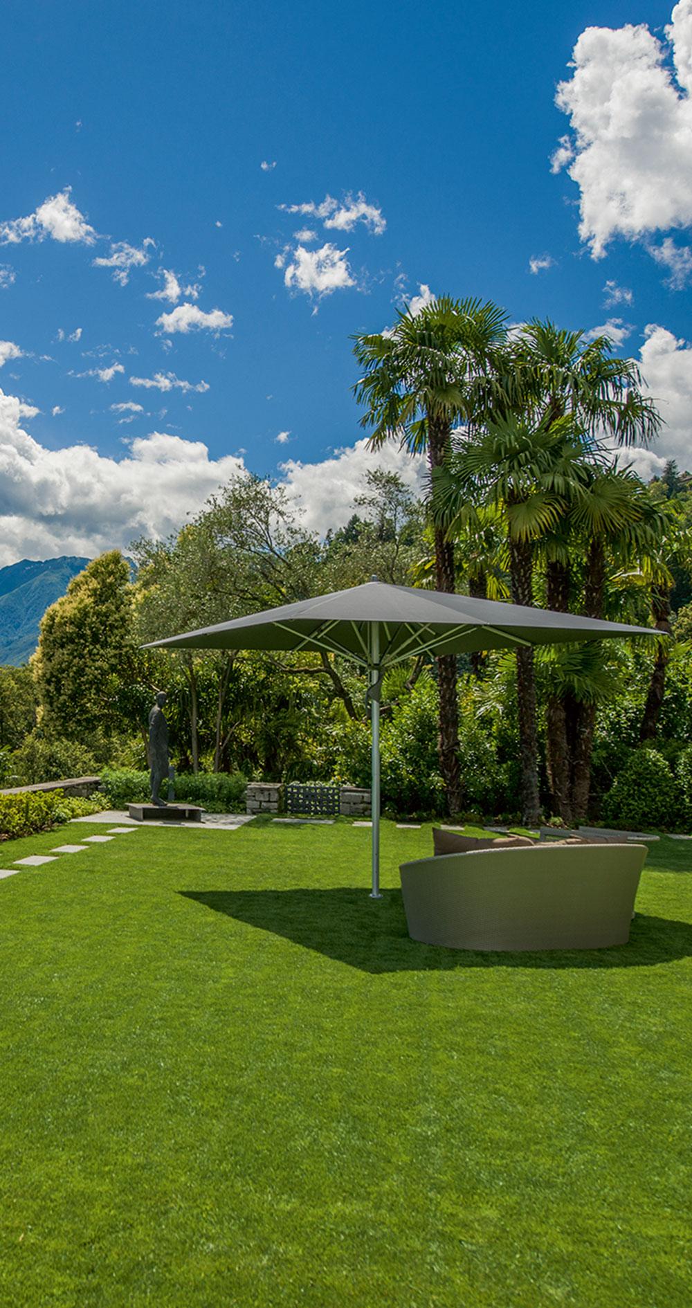 zanker Sonnenschirm 05 - Sonnenschutz für Freisitz und Garten