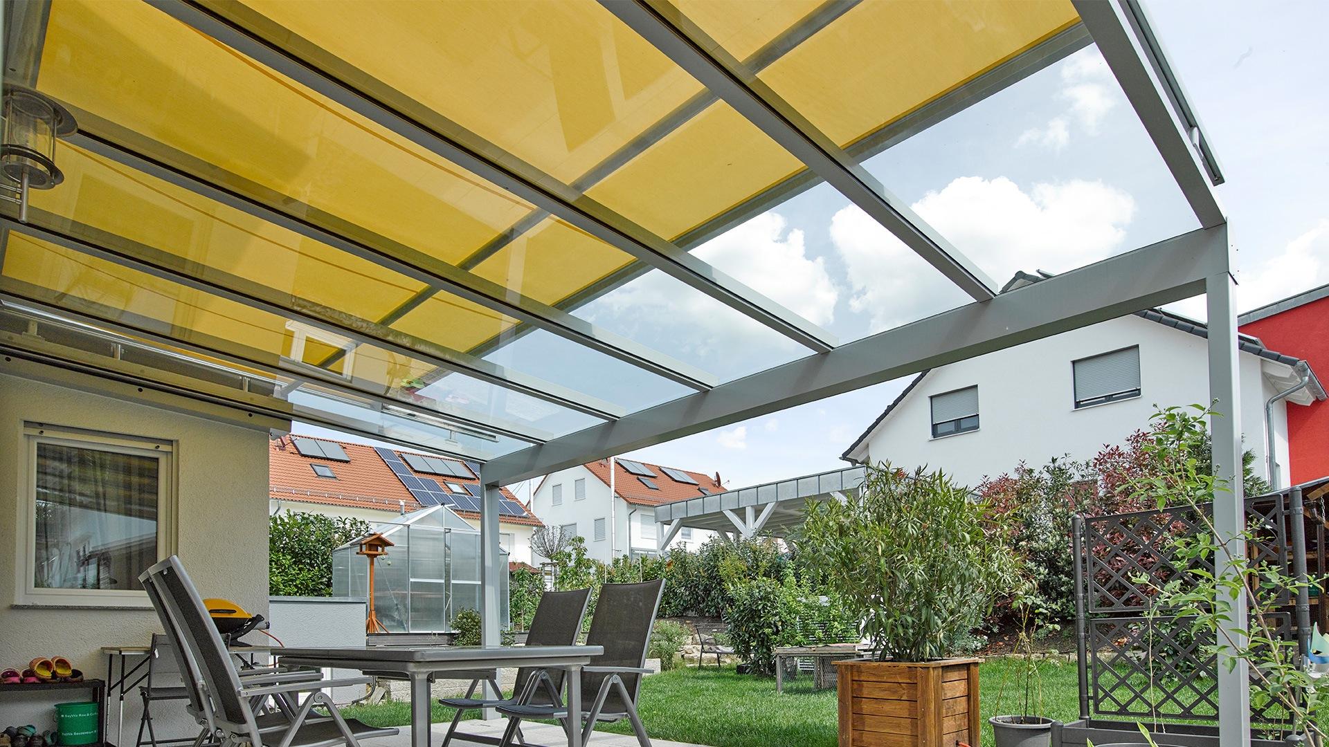 zanker jardino 11 - Sonnenschutz für Balkon und Terrasse