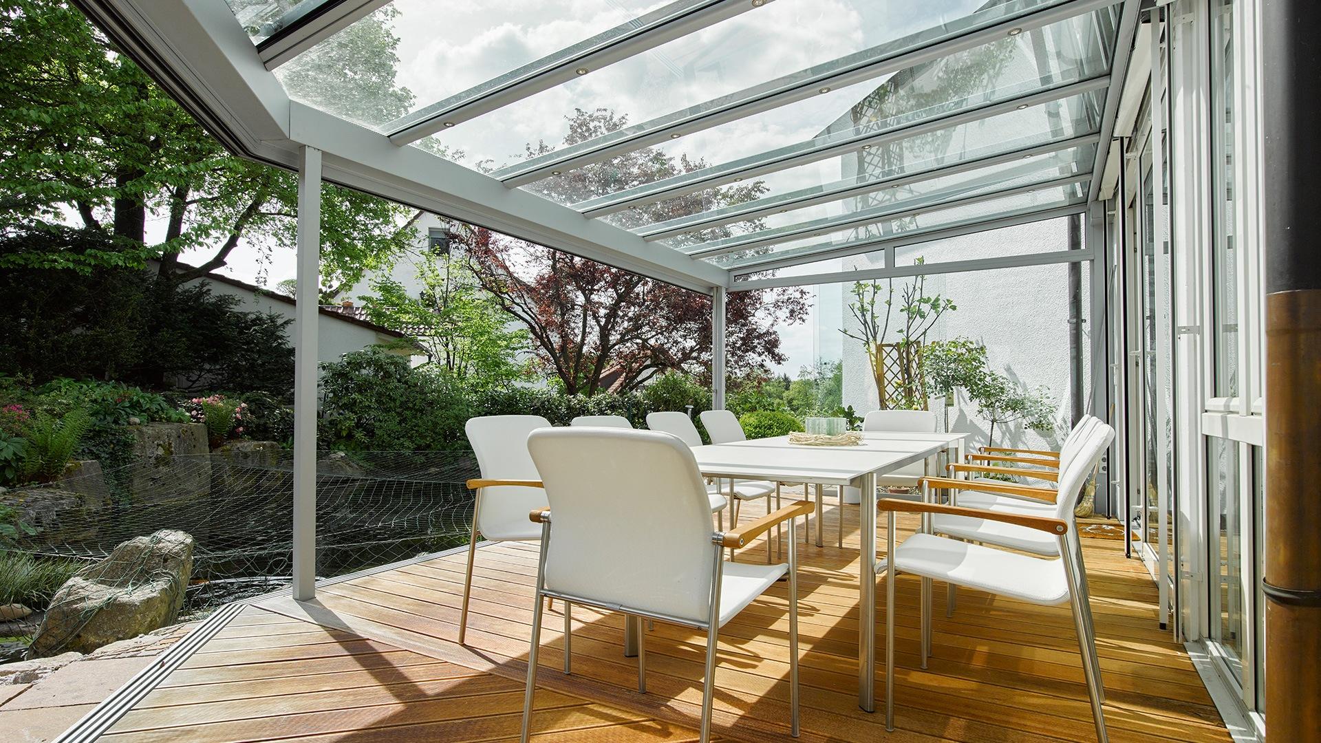zanker jardino 16 - Sonnenschutz für Balkon und Terrasse