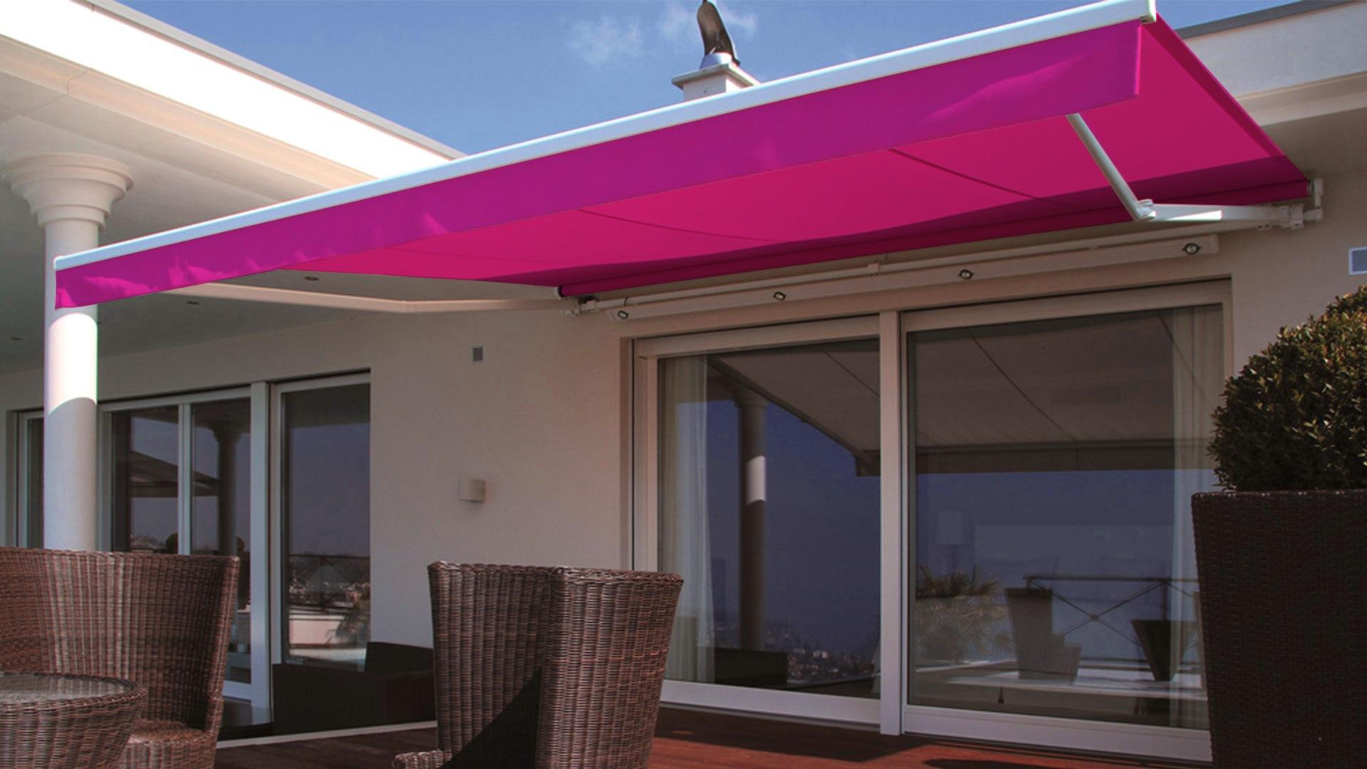 zanker ladina 01 - Sonnenschutz für Balkon und Terrasse