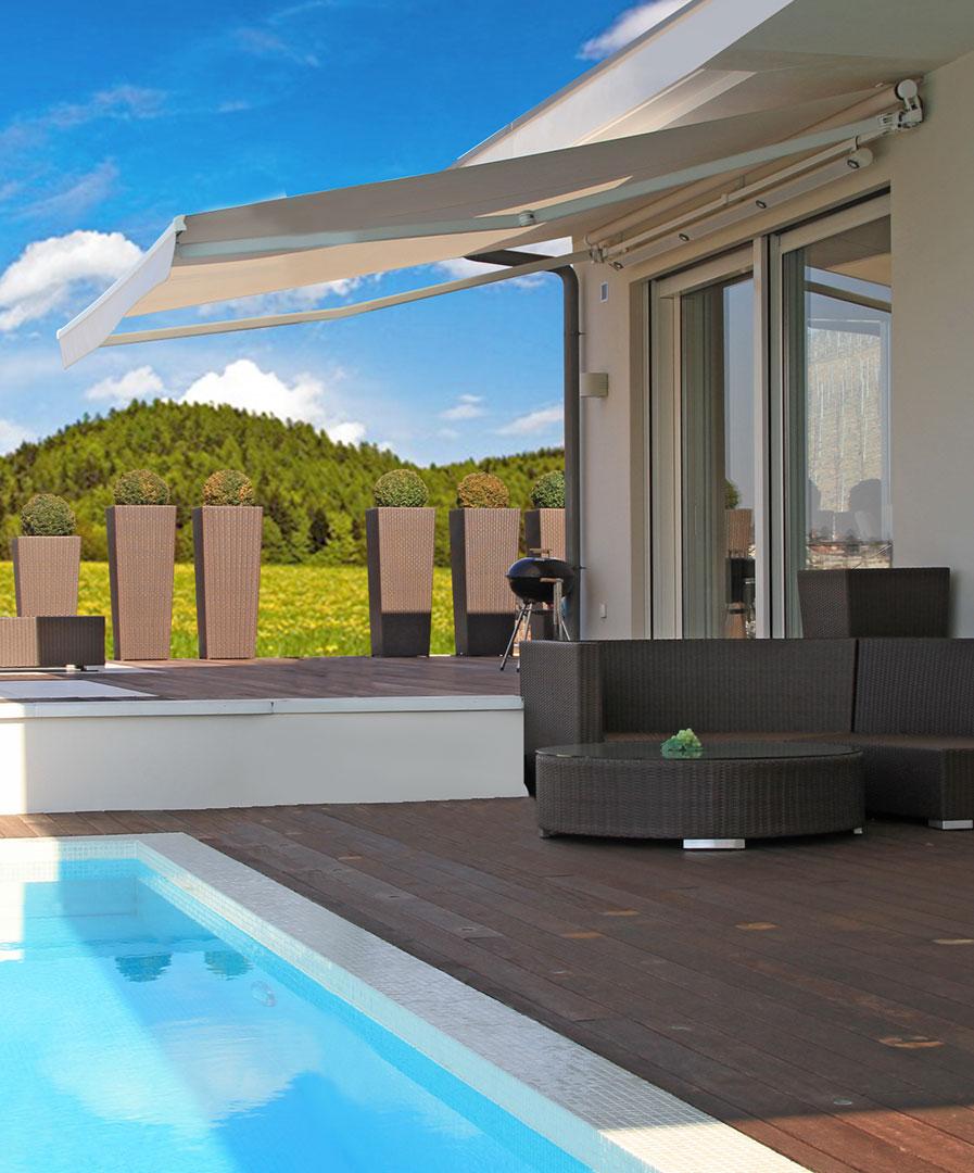 zanker ladina 02 - Sonnenschutz für Balkon und Terrasse