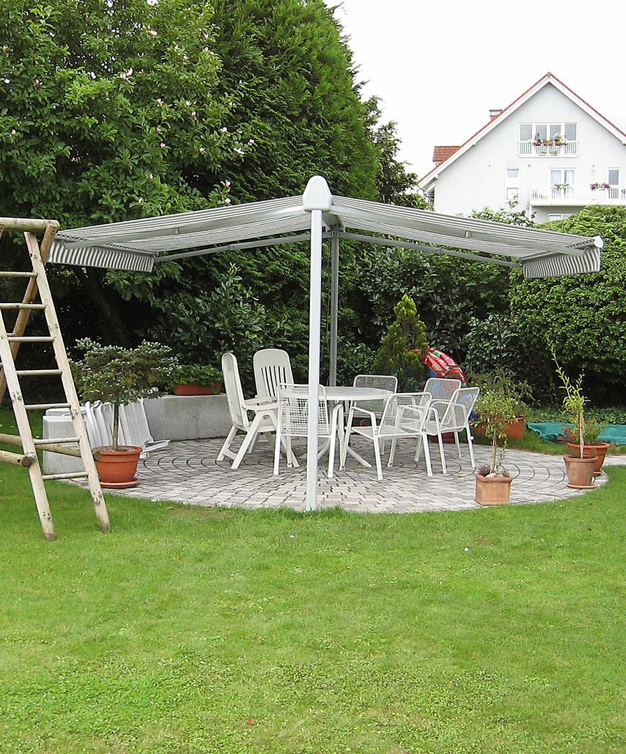 zanker ombramobil 02 - Sonnenschutz für Balkon und Terrasse