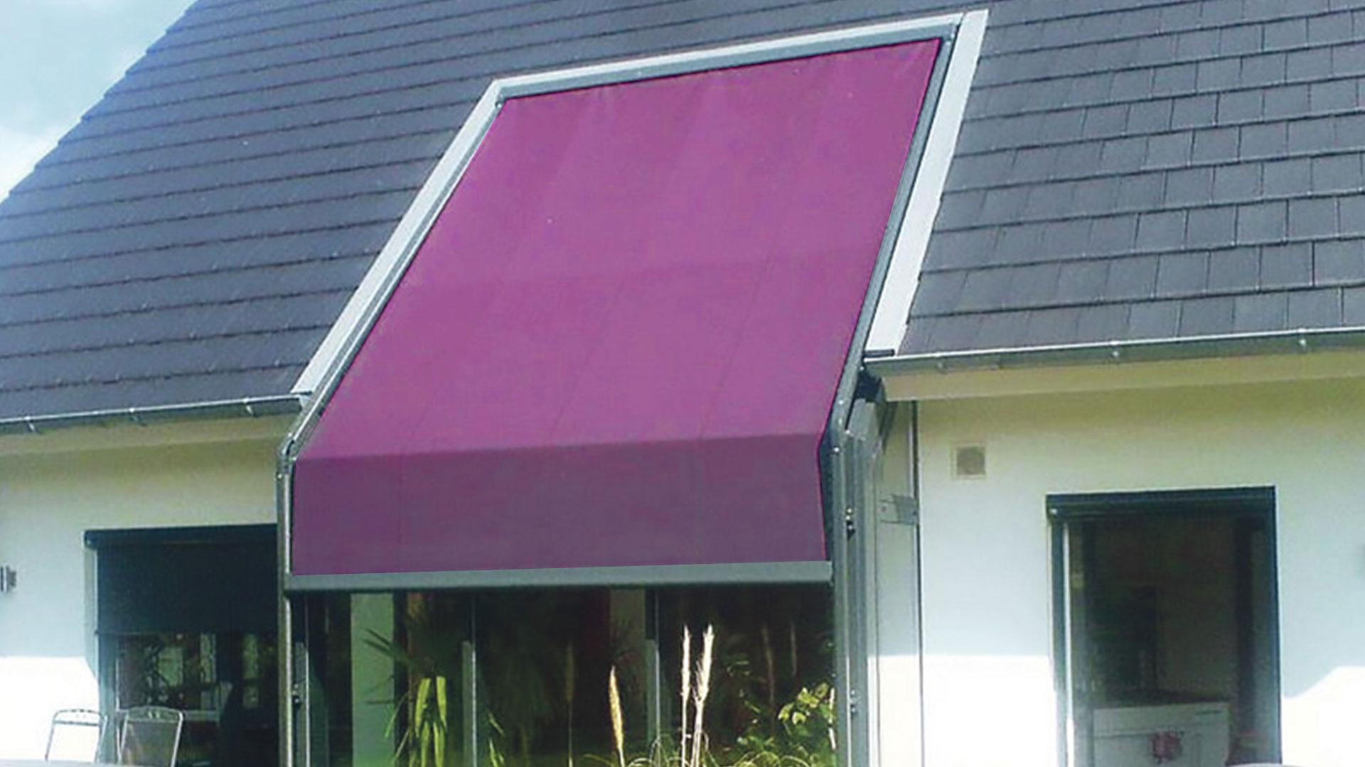 zanker textilscreen 05 - Sonnenschutz für Firmengebäude
