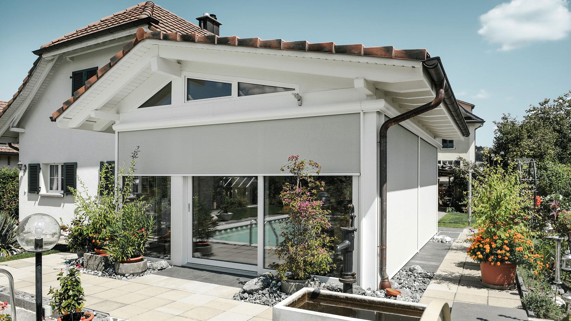 zanker textilscreen 07 - Sonnenschutz für Fenster und Fassade