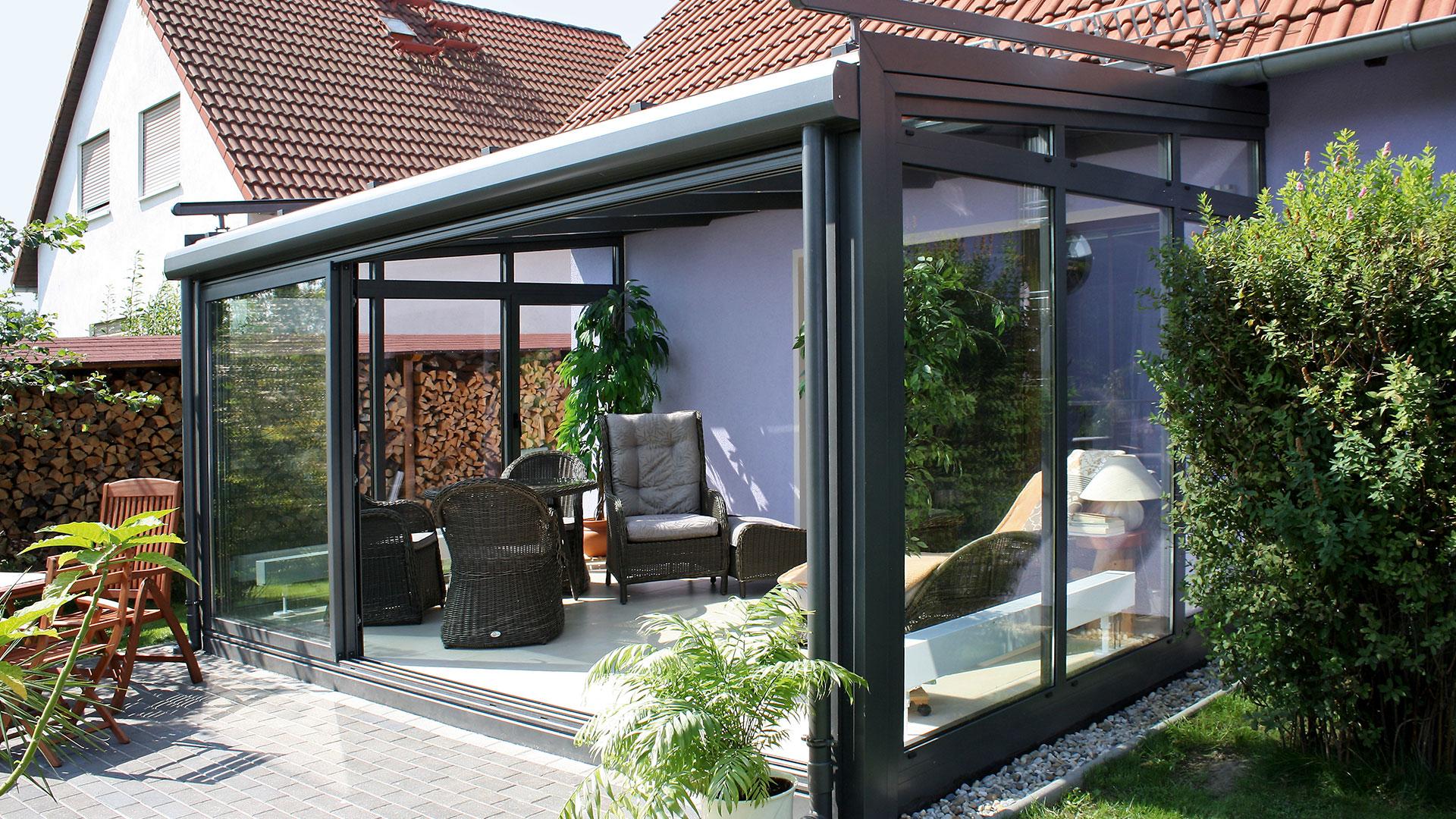 zanker wintergarten 08 - Sonnenschutz für Balkon und Terrasse