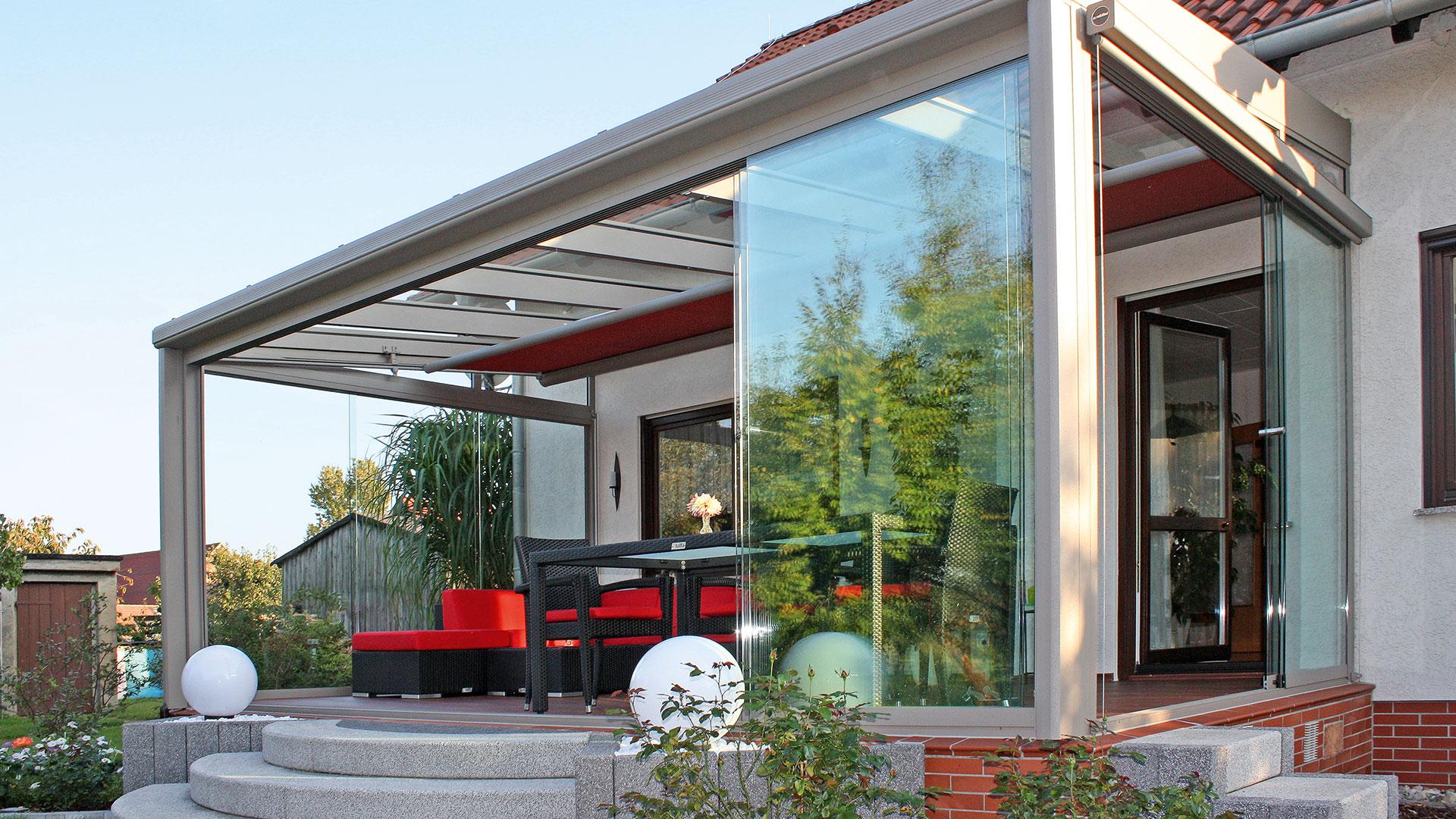 zanker wintergarten 10 - Sonnenschutz für Balkon und Terrasse