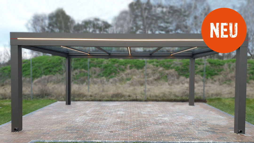 Zanker Solari freistehend für Firmen